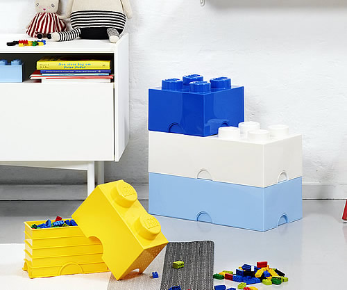 Giant Lego Brick Storage