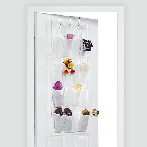 16 Pocket Over the Door Organiser