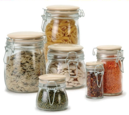 kitchen canisters storage jars amp tins pg 1 of 2 kitchen