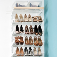 Elfa Decor - Shoe Storage Solution
