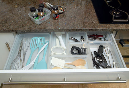 drawer organiser