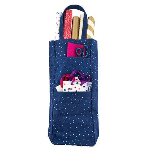 Gift Wrap Storage Bag - Fabric