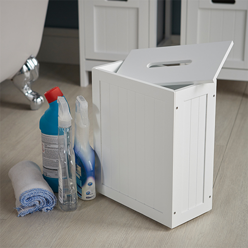 Shaker Style Cleaning Products Box
