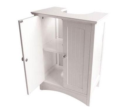 Shaker Style Under Sink Unit Bathroom Storage Cabinets