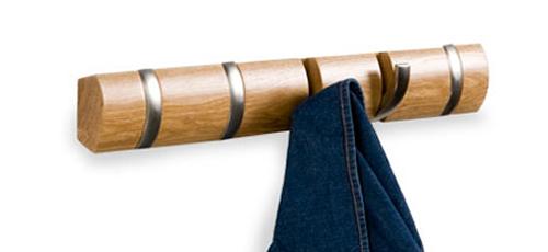 flip coat hook