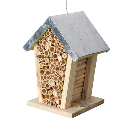 bee storage house for winter housing
