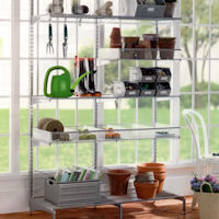 Garage Shelving - Elfa Freestanding