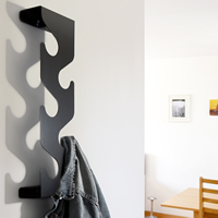 The Wave Coat Hook