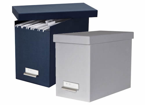 Suspension File Storage Box