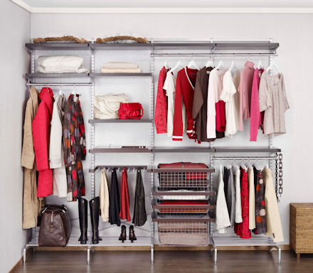 Ordinaire Wardrobe Interiors, Walk In Wardrobes Or Dressing Rooms...elfa Freestanding  Does It