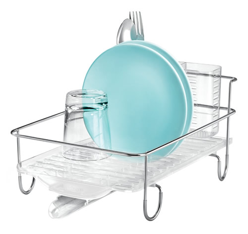 small dish / plate rack