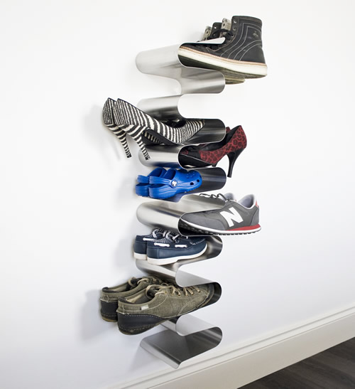 J-ME Wall Mounted Shoe Rack