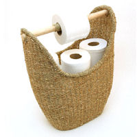 Seagrass Loo Roll Store - Medium