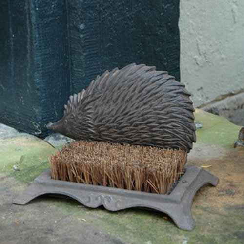 Cast Iron Boot Brush
