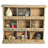 Cubby Storage Shelf Unit