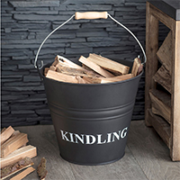 Kindling Wood Bucket