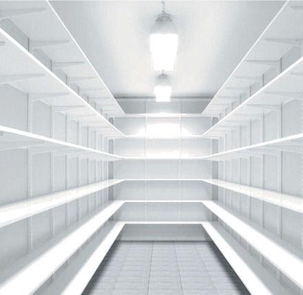 elfa solid melamine shelves