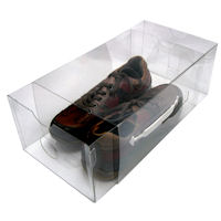 2 x Men's Stacking Shoe Drawers