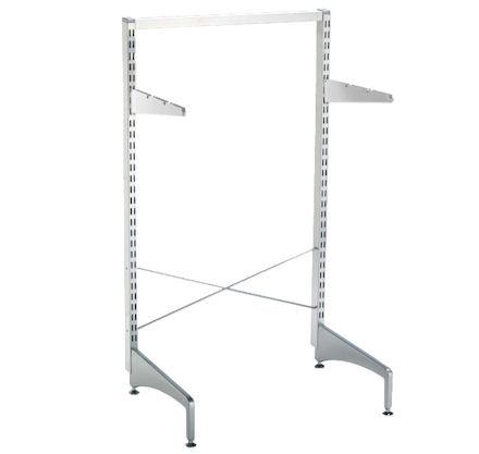 Elfa Freestanding $tm$ Upright 2.12m - Platinum