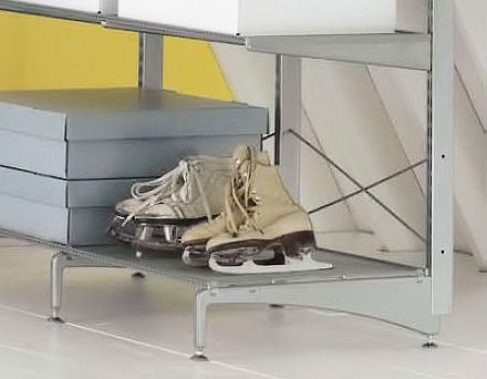 elfa freestanding feet