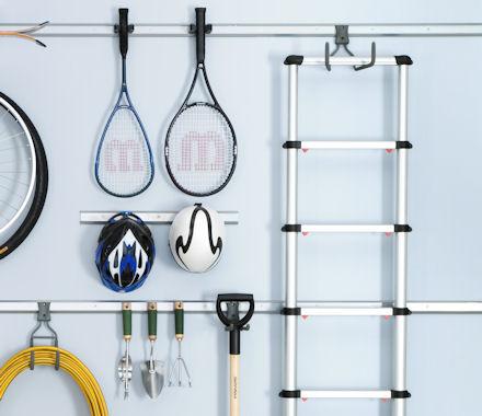 ladder storage hook from elfa