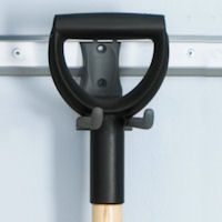 Elfa Straight Handled Garden Tool Hook