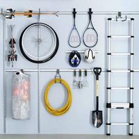 Elfa Starter Pack - Garage Storage Organiser 2