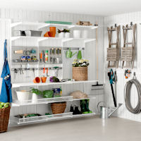 Elfa Garage Shelving - Best Selling Solutions III