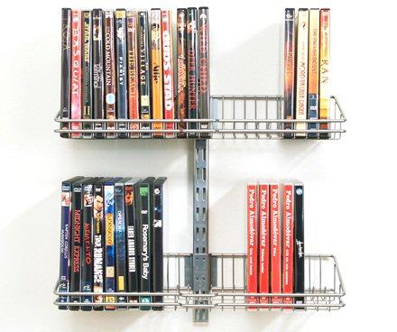 Elfa Dvd Rack 6 Elfa Accessories Store