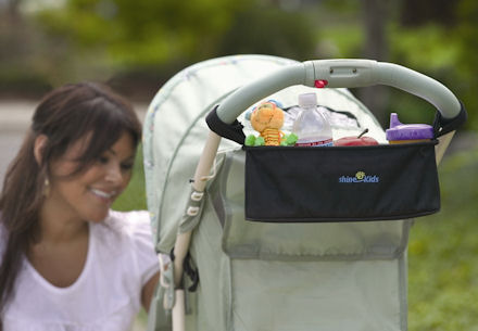 pram and push chair storage bag