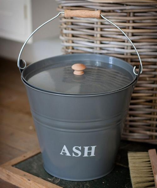 ash storage bucket