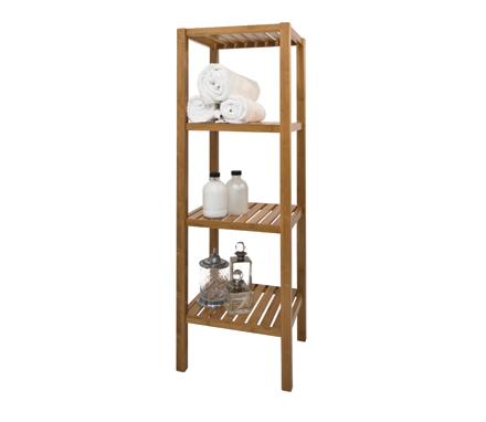 bathroom storage shelving unit 2