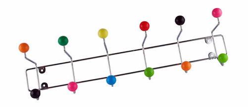 xl multicoloured coat storage hook
