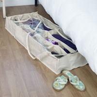 Underbed Shoe Organiser