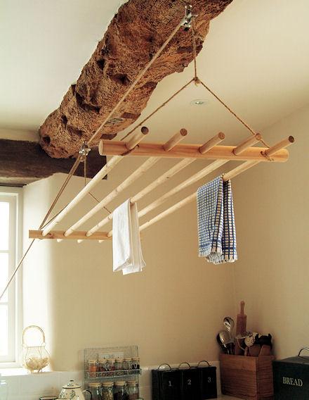 Laundry utility pg 1 of 2 utility storage laundry - Hanging rack for laundry room ...