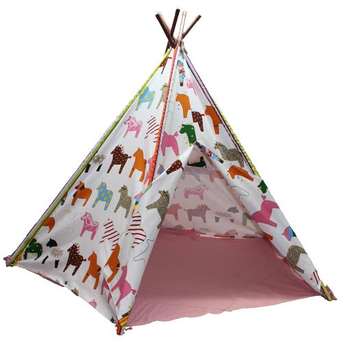 teepee kids play tent