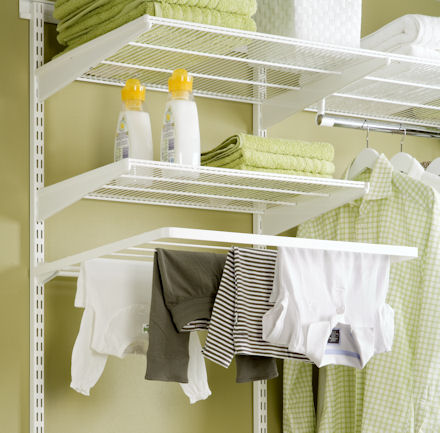 elfa clothes airer / dryer