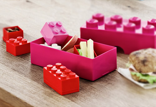 LEGO Mini Storage Boxes, part of our new Giant LEGO Storage Box range.