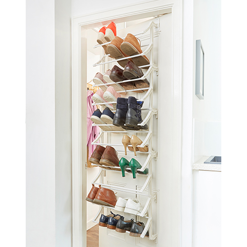 Over door Shoe Rack - Large