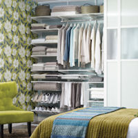 Elfa Classic Storage - Best Selling Wardrobe 4