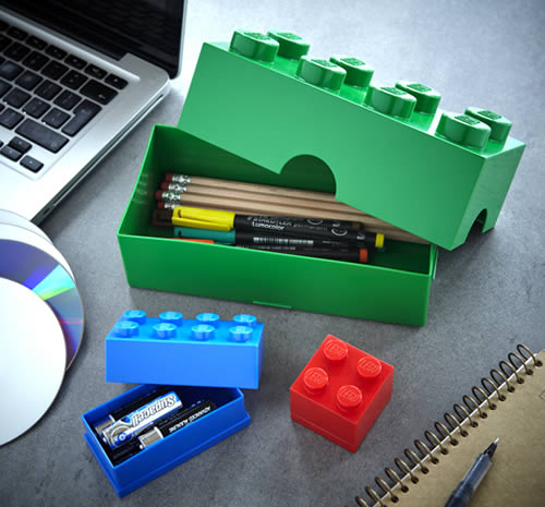 LEGO pencil case