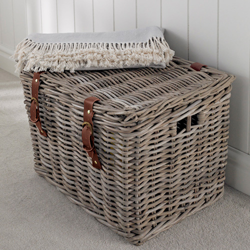 STORE | Fisherman's Wicker Basket - Large