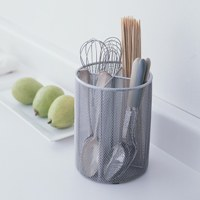 Mesh Utensil Holder