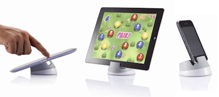 Apple iPad Stand to store your tablet in