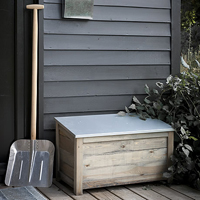 Aldsworth Wooden Garden Chest - Small