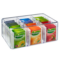 Teabag Storage Box