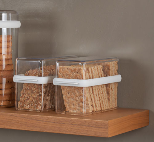 ryvita cracker and crisp bread kitchen storage box - Kitchen Storage Containers