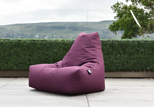 d5d74b0c46 Beanbag Crazy Original Mighty-B bean filled chair by Extreme Lounging. For  a traditional