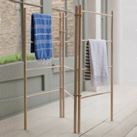 Retro Wooden Clothes Dryer