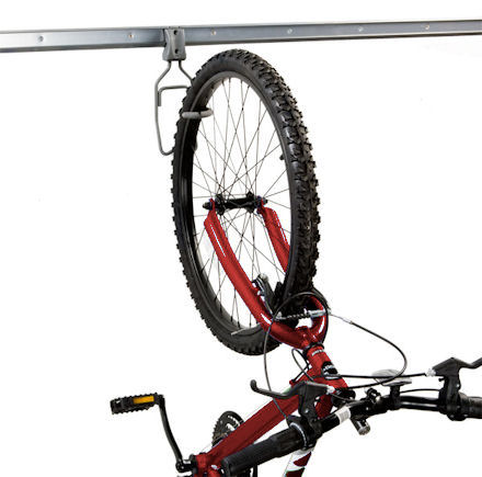 Elfa Vertical Bike Hook
